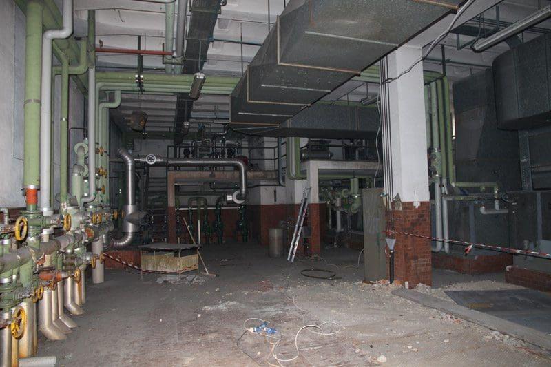 Demolizione Impianti Industriali - Prima