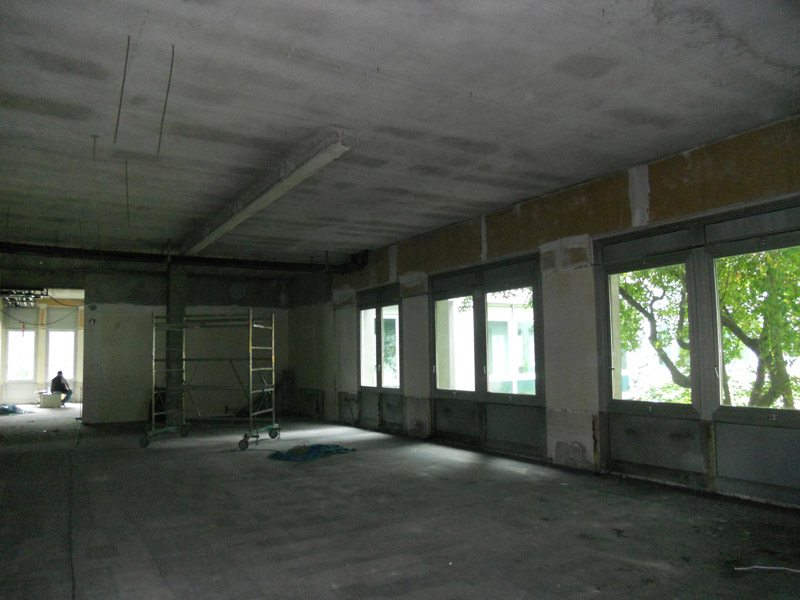 Strip out uffici ultimati