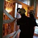 Regione Lombardia - stripout e demolizione ascensori