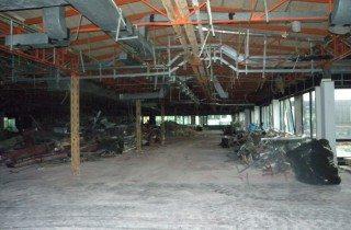 Demolizioni impianti industriali