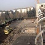 Demolizione pavimentazioni