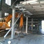 Demolizione grandi carpenterie