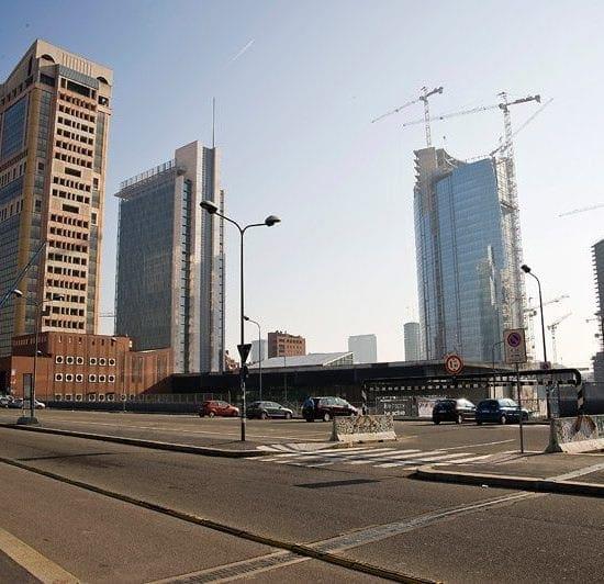 Strip-Out e Demolizione - Torre Garibaldi di Milano