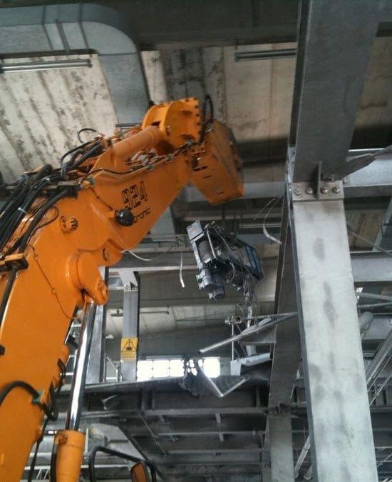 Demolizione industriale e Decommissioning