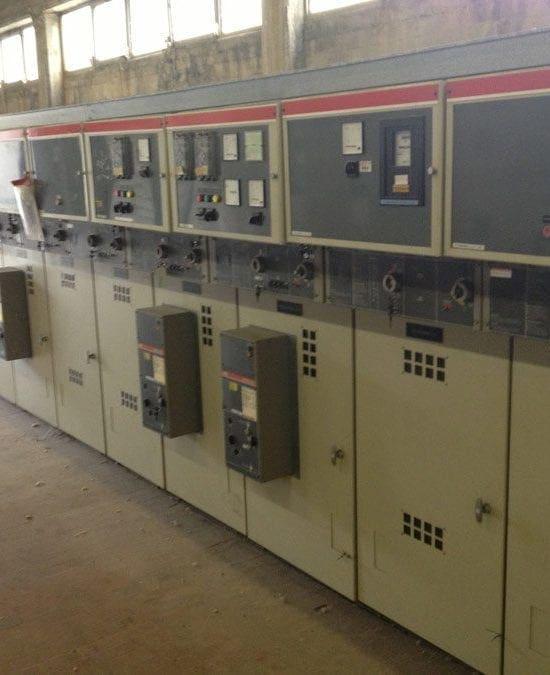 Acquistiamo impianti elettrici industriali usati