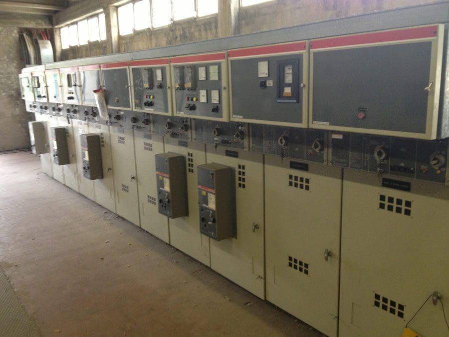 Acquistiamo impianti elettrici industriali usati - Virtus Srl