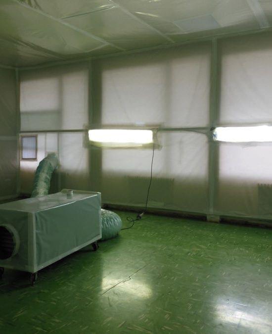 Bonifica pavimenti amianto