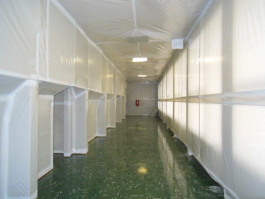 pavimenti amianto - Virtus Srl