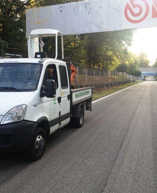 Bonifica Amianto Autodromo Nazionale di Monza