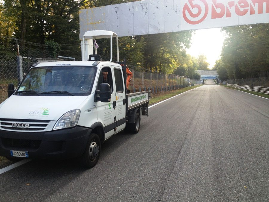 Bonifica Amianto Autodromo Nazionale di Monza - Virtus Srl