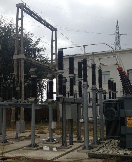 Ritiro impianti elettrici industriali