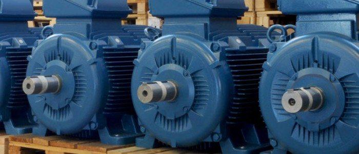 motori elettrici industriali