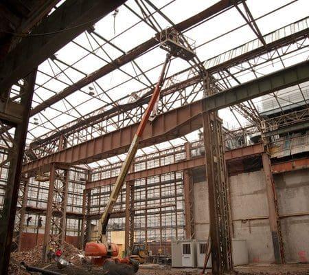 Demolizione , Strip-Out e Bonifica Amianto