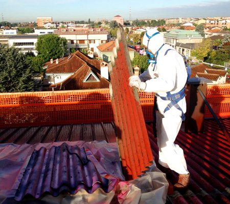 Bonifica amianto friabile e amianto compatto - Virtus Srl