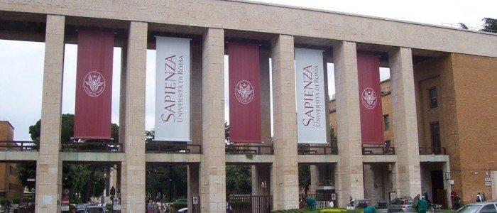 demolizione impianti sapienza roma