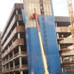 Strip out e demolizione facciata
