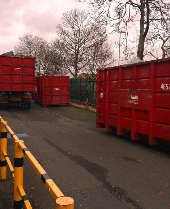 Demolizioni industriali e bonifiche Swindon (UK)