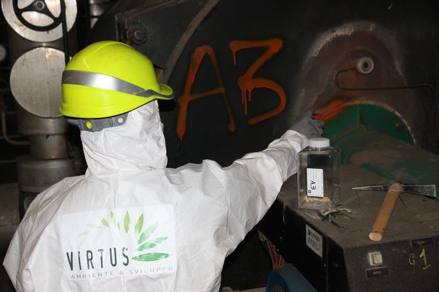 Bonifica amianto e FAV - Virtus Srl