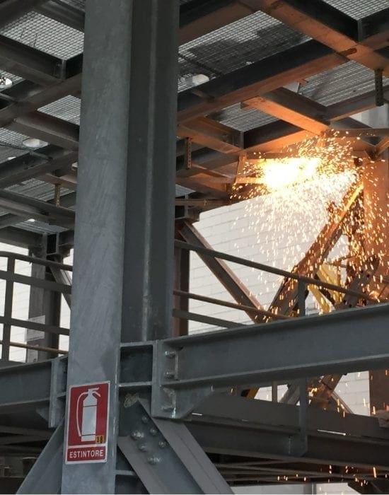 Virtus da anni nel settore delle demolizioni industriali