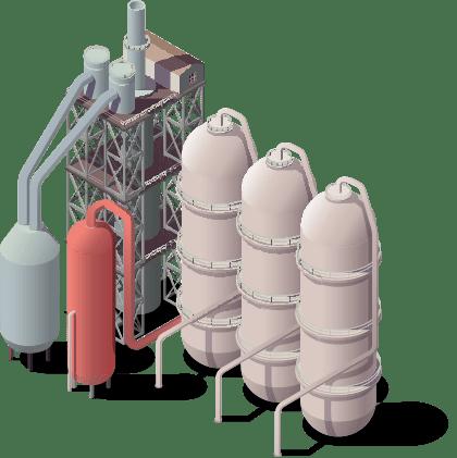 decommissioning e demolizioni industriali - Virtus Srl